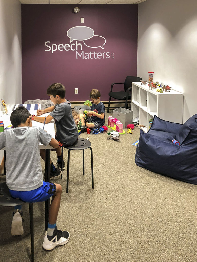 andover speech therapy